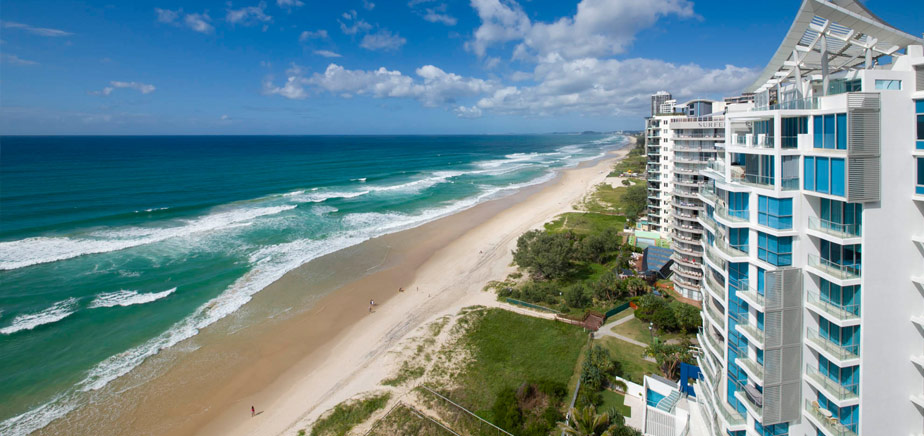 Gold Coast Accommodation and Apartments - Berkeley on the Beach